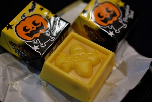 Japanese Halloween Candy