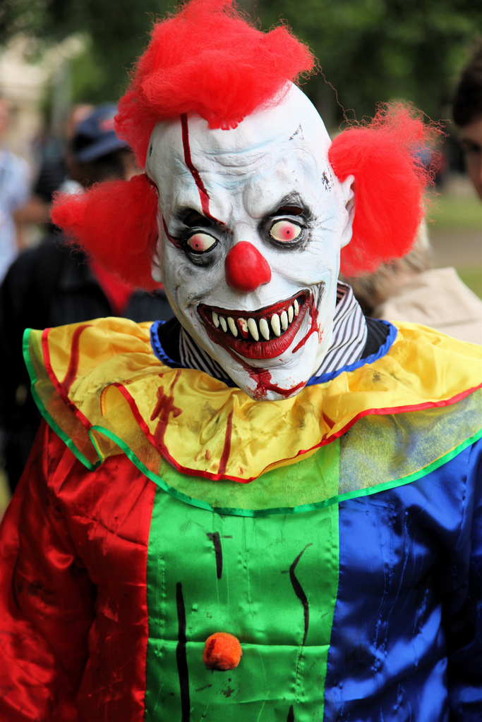 The Scariest Clowns EVER! | Mrcostumes's Blog