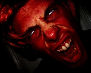Devil-costume