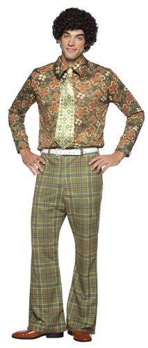 Mr. Brady 70s Costume