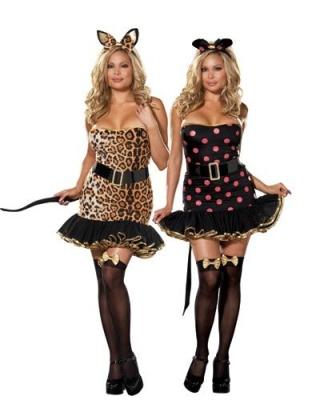 Sexy Reversible Costume