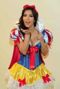 Sexy Snow White Costume