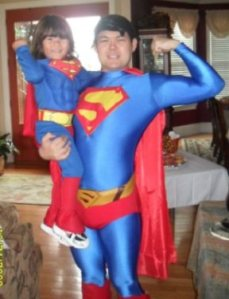 Superman-costumes