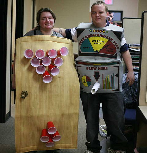 anthony and carey funny costumes - Funny Character Halloween Costumes