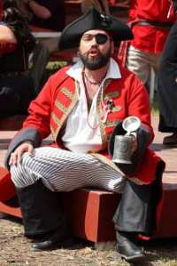 Mens Pirate Costume