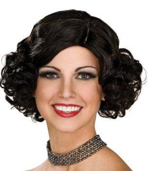 Flapper Wig