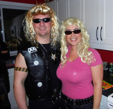 Dog and Beth Couples Costumes