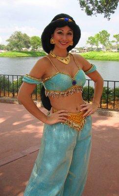 Disney's Princess Jasmine Costume