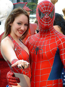 Spiderman Couples Costumes