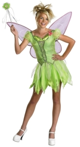 Teen Tinkerbell Costume