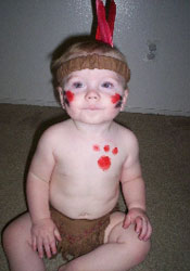 Baby-Indian-Costume