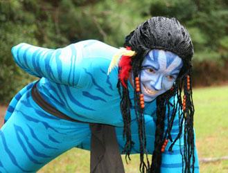 Na'vi Neytiri Avatar Costume