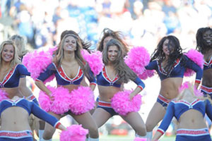 Patriot Cheerleaders